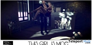 This Girl Is Mine & Wicked Candy Couple Poses June 2017 Group Gift by Something New - Teleport Hub - teleporthub.com