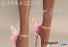 Linda Sandals Group Gift by Garbaggio - Teleport Hub - teleporthub.com