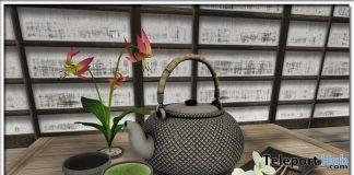 Japanese Rirakkusu Tea Set 50L Promo by Zen Creations - Teleport Hub - teleporthub.com