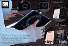 Tablet R1 Gift by [CREATiCA] - Teleport Hub - teleporthub.com