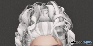 Wiva Hair August 2017 Group Gift by NYNE - Teleport Hub - teleporthub.com