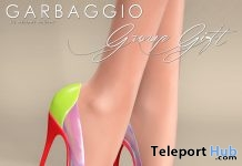 Lauren Pumps Group Gift by Garbaggio - Teleport Hub - teleporthub.com
