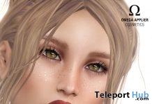 Foil Freckles Makeup Group Gift by alaskametro