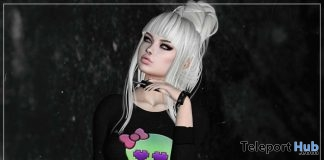 Psycho T-Shirt Dress August 2017 Group Gift by Psycho Barbie - Teleport Hub - teleporthub.com