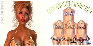 Gigi Swimsuit August 2017 Group Gift by Sevyn East - Teleport Hub - teleporthub.com