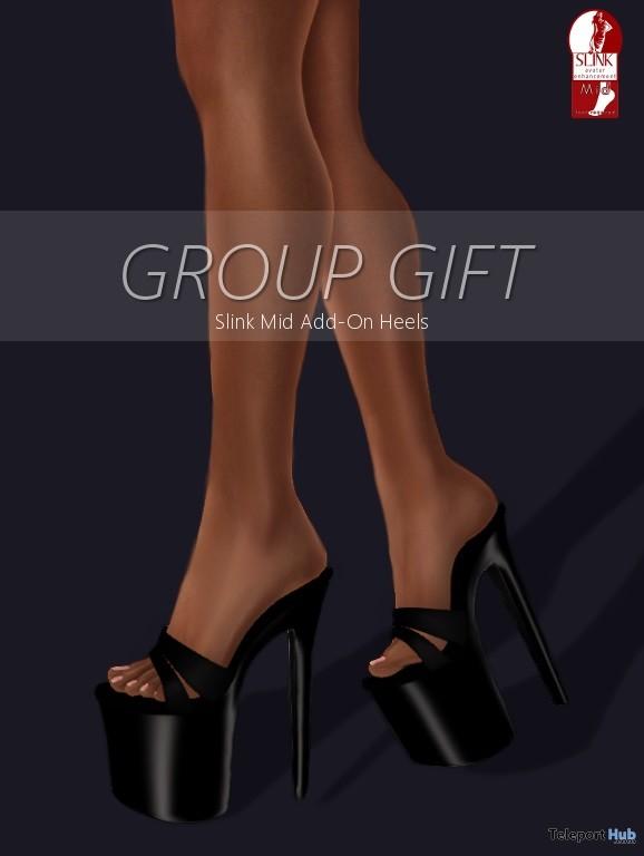 XO Platform Night Heels Group Gift by Raiment - Teleport Hub - teleporthub.com