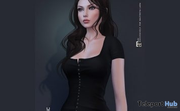 Buttoned Dress Fatpack Group Gift by erratic - Teleport Hub - teleporthub.com