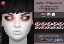 Gloom Eyeshadows Appliers Gift by Izzie's - Teleport Hub - teleporthub.com