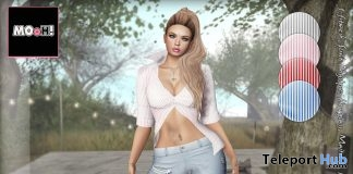 Laura Outfit September 2017 Group Gift by MOoH! - Teleport Hub - teleporthub.com