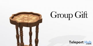 Echo Table Group Gift by PiCaZZo - Teleport Hub - teleporthub.com