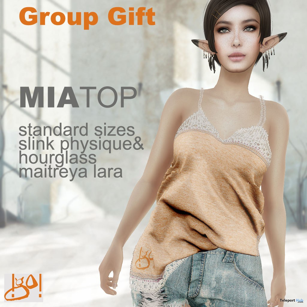 Mia Top September 2017 Group Gift by !gO! - Teleport Hub - teleporthub.com
