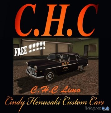 Limo Vehicle Gift by Cindy Henusaki Custom Cars - Teleport Hub - teleporthub.com