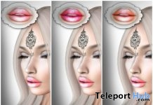 Candy Lipsticks For Catwa Head 1L Promo Gifts by EmilyC - Teleport Hub - teleporthub.com