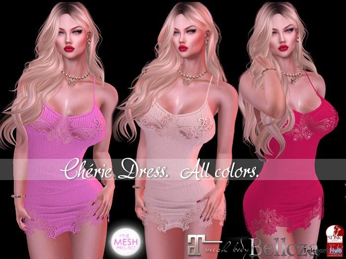Cherie Dress Fatpack 99L Promo by UNSCRUPULOUS - Teleport Hub - teleporthub.com