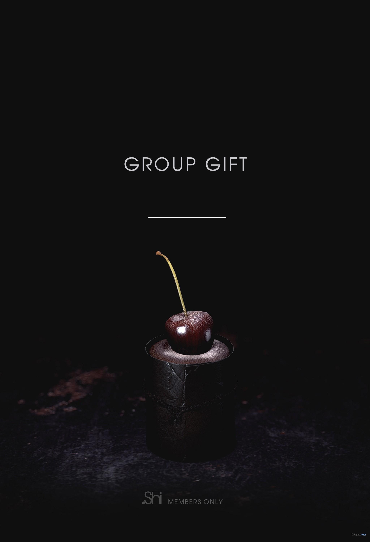 Chocolate Souffle Shiny Shabby September 2017 Group Gift by .Shi - Teleport Hub - teleporthub.com