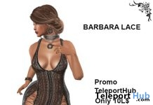 Barbara Lace Dress 10L Promo by Mr. MIX - Teleport Hub - teleporthub.com