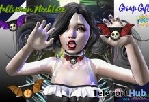 Halloween Necklace Group Gift by NS - Teleport Hub - teleporthub.com