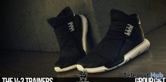 V3 Trainers Shoes Unisex Group Gift by VALE KOER - Teleport Hub - teleporthub.com