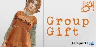 Hasel Outfit October 2017 Group Gift by !gO! - Teleport Hub - teleporthub.com