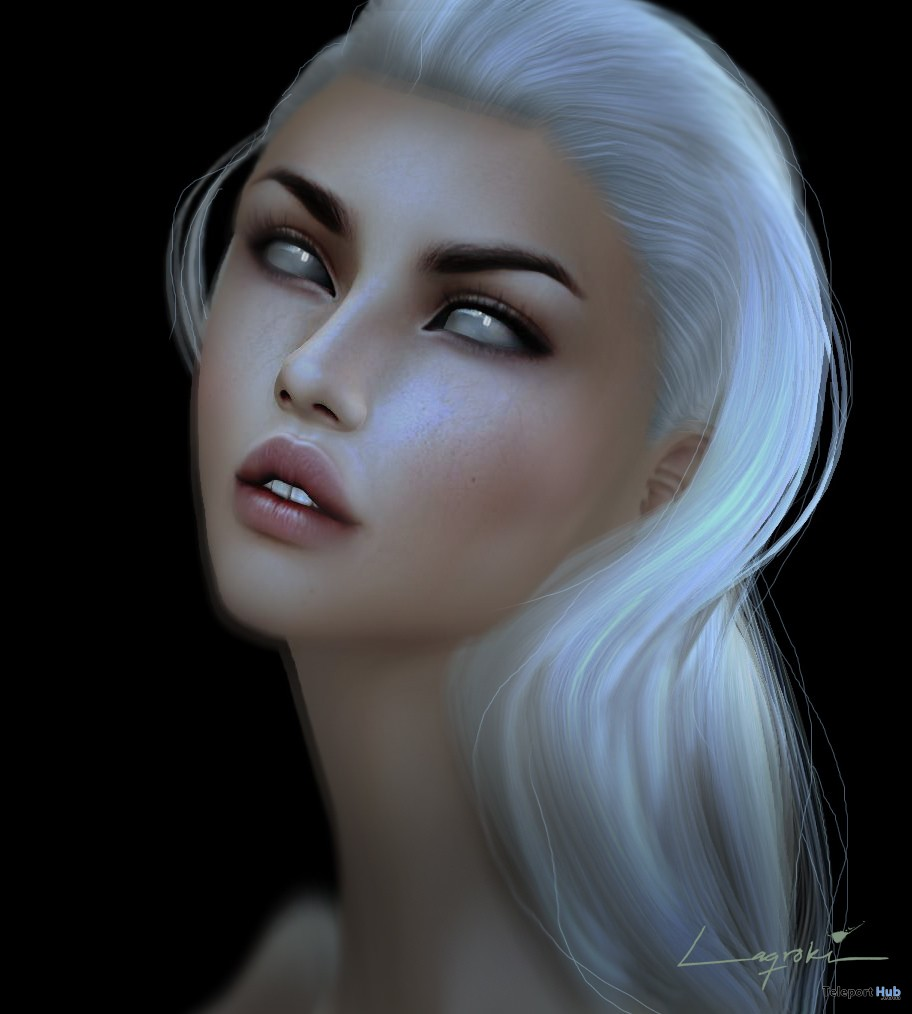 Blair Pale Skin Applier October 2017 Group Gift by LAQ - Teleport Hub - teleporthub.com
