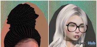 Dagz & Organza Hair Group Gift by NYNE - Teleport Hub - teleporthub.com