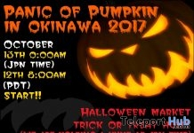 Panic of Pumpkin 2017 In Okinawa - Teleport Hub - teleporthub.com
