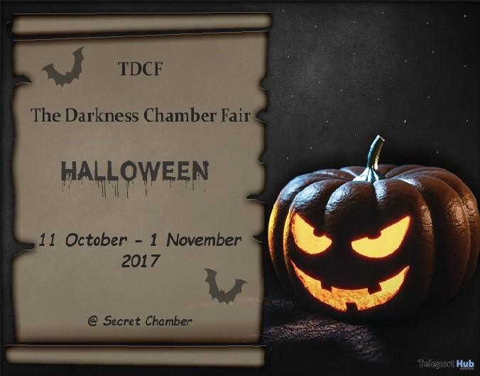 The Darkness Chamber Fair - Teleport Hub - teleporthub.com