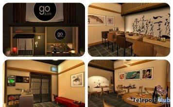 SL Travel: Go Sushi Restaurant - Teleport Hub - teleporthub.com