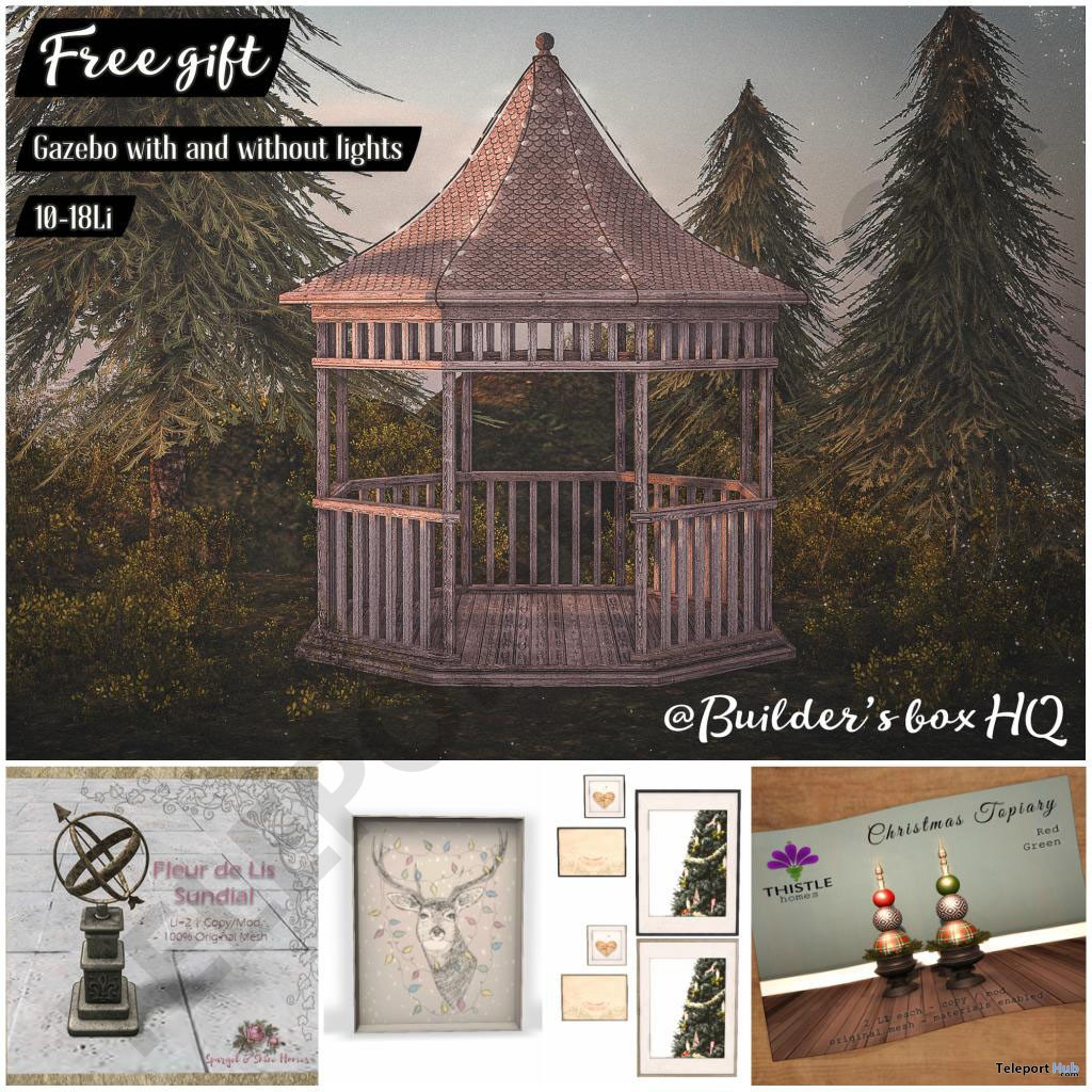 Six Furniture Group Gift At Builder's Box Headquarter by Several Designers - Teleport Hub - teleporthub.com