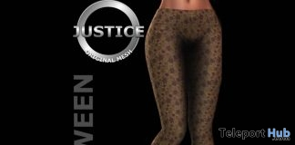 Abbie Leggings Fatpack Halloween 2017 Group Gift by JUSTICE - Teleport Hub - teleporthub.com