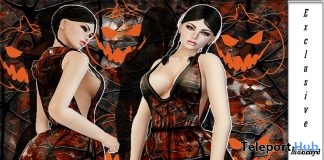 Halloween Dress Group Gift by *Arcane Spellcaster* Ak-Creations - Teleport Hub - teleporthub.com
