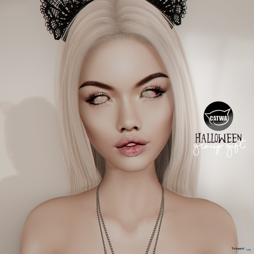 Dead March Skin Applier Halloween 2017 Group Gift by PUMEC - Teleport Hub - teleporthub.com