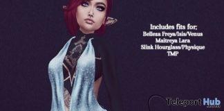Cordova Gown Ice 99L Promo by Kodiak - Teleport Hub - teleporthub.com