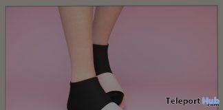 Slides Slipper With Socks November 2017 Group Gift by EQUAL - Teleport Hub - teleporthub.com