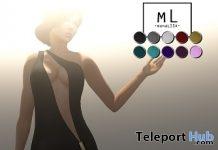 Maite Gown Group Gift by monaLISA - Teleport Hub - teleporthub.com