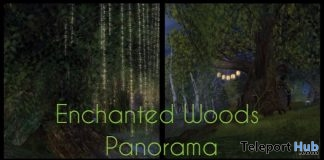 Enchanted Woods 360 Panorama Mesh Skybox 99L Promo by Celestics - Teleport Hub - teleporthub.com