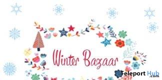#TPP Winter Bazaar Event - Teleport Hub - teleporthub.com