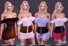 UMA Top & Belted Mini Fatpack 99L Promo by UNSCRUPULOUS - Teleport Hub - teleporthub.com