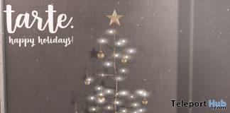 Holiday Tree Christmas 2017 Group Gift by tarte - Teleport Hub - teleporthub.com