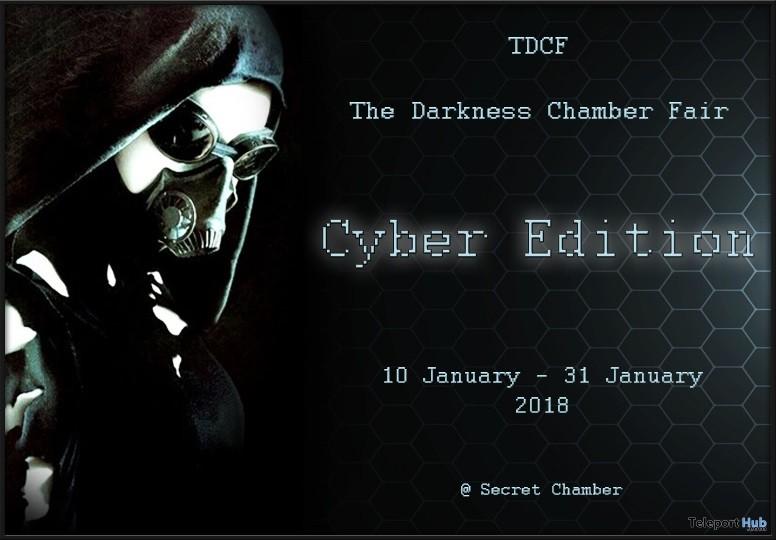 The Darkness Chamber Fair Cyber Edition - Teleport Hub - teleporthub.com