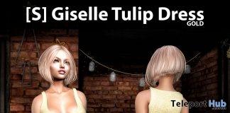 New Release: [S] Giselle Tulip Dress by [satus Inc] - Teleport Hub - teleporthub.com