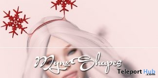 New Year's Sale 100L Promo Body Shapes by MynxShapes - Teleport Hub - teleporthub.com