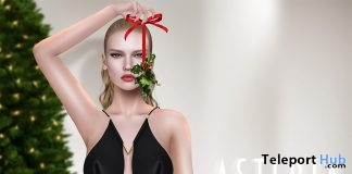 Santa Bodysuit Fatpack December 2017 Group Gift by Asteria - Teleport Hub - teleporthub.com