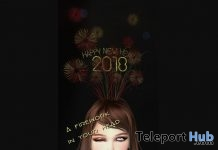 A Firework In Your Head Gift by June Trenkins - Teleport Hub - teleporthub.com