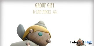Flying Angel Group Gift by D-LAB - Teleport Hub - teleporthub.com