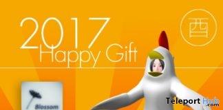 Chicken Avatar Group Gift by Blossom - Teleport Hub - teleporthub.com