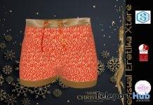Boxer Xmas Red Gift by SensualErotikXtore - Teleport Hub - teleporthub.com