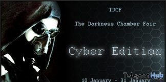 The Darkness Chamber Fair Cyber Edition January 2018 - Teleport Hub - teleporthub.com