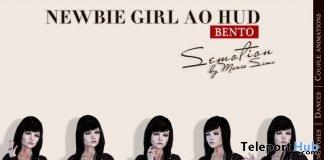 Newbie Girl Bento AO HUD 1L Promo Gift by SEmotion - Teleport Hub - teleporthub.com