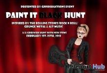 Paint It Black Hunt - Teleport Hub - teleporthub.com